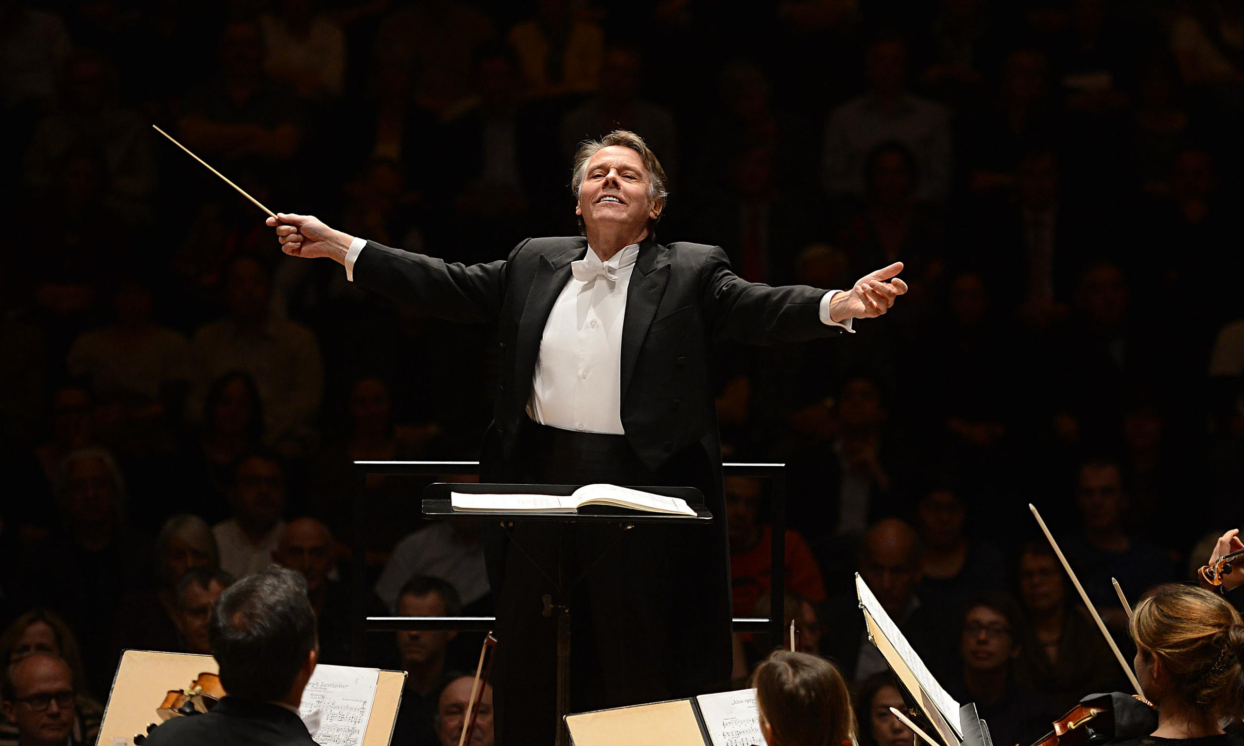 Mariss Jansons and the Royal Concertgebouw Orchestra